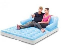Диваны-кровати надувные.