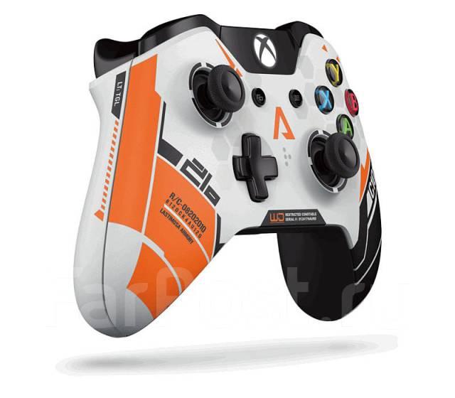 Геймпады для Xbox.