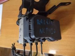 Насос abs. Toyota Ractis, NCP120 Двигатель 1NZFE