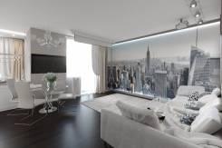 4-комнатная, улица Державина 21. Центр, частное лицо, 117 кв.м. Дизайн-проект