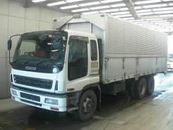 Isuzu Giga. Продается грузовик Isuzu GIGA 2001 года бп по РФ- без документов, 9 830 куб. см., 14 000 кг.