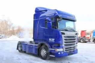 Scania R440. LA4X2HNA 2018, 13 000 куб. см., 20 000 кг.