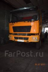Shaanxi Shacman. Продам Сдельный тягач Shacman с полуприцепом Чамзап, 12 000 куб. см., 40 000 кг.