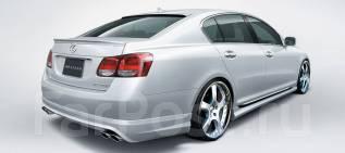 Обвес кузова аэродинамический. Lexus: GS300, GS460, GS450h, GS350, GS430 Двигатели: 3GRFE, 3UZFE, 2GRFSE, 3GRFSE