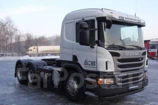 Scania P440. Продам тягач CA6X4HSZ 2018 в Томске, 13 000 куб. см., 30 000 кг.