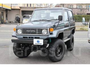 Toyota Land Cruiser. механика, 4wd, 3.5, дизель, 182 000 тыс. км, б/п, нет птс. Под заказ