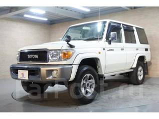 Toyota Land Cruiser. механика, 4wd, 4.0, бензин, 38 000 тыс. км, б/п. Под заказ