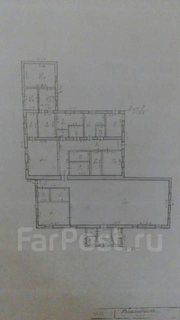 Продаётся помещение 317 кв. м. Воздвиженка, р-н Уссурийский, 317кв.м. План помещения