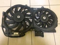 Вентилятор охлаждения радиатора. Audi A4, B7