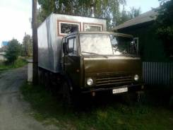 Камаз 5320. Баня на колесах в Новоалтайске, 3 000 куб. см., 5 000 кг.