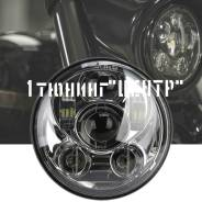 "LED фара 5.75"", 146 мм для мотоциклов и ВАЗ 2106"