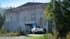 Сдаю в аренду производственные и складские помещения. 930 кв.м., улица Тульская 40, р-н Угловое. Дом снаружи