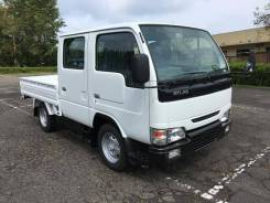 Nissan Atlas. , SR8F23, 4WD Бортовой 1т. От компании JU Motors Co., Ltd, 3 200 куб. см., 1 000 кг. Под заказ