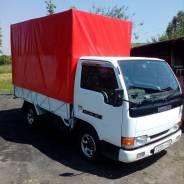 Nissan Atlas. Ниссан атлас полноприводный, 2 700 куб. см., 1 505 кг.