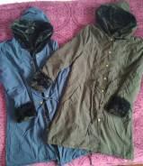 Куртки. 40-44, 40-48, 46