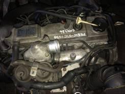 Двигатель в сборе. Mitsubishi Pajero Mitsubishi Delica, PD8W Двигатель 4M40