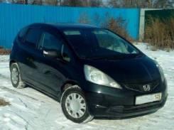 Honda Fit. автомат, передний, 1.3 (100 л.с.), бензин, 71 тыс. км