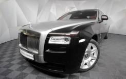 Rolls-Royce Ghost. автомат, задний, 6.6 (570 л.с.), бензин, 38 тыс. км. Под заказ