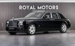Rolls-Royce Phantom. автомат, задний, 6.8 (460 л.с.), бензин, 28 тыс. км. Под заказ