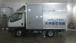 Mitsubishi Canter. Мицубиси Canter, 2 799 куб. см., 1 500 кг.