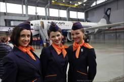 Курсы бортпроводников (стюардесс) авиакомпании
