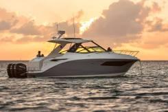 Searay Sundancer. 2018 год год, длина 10,70м., двигатель подвесной, 750,00л.с., бензин. Под заказ