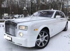 Rolls-Royce Phantom. автомат, задний, 6.8 (460л.с.), бензин, 16тыс. км. Под заказ