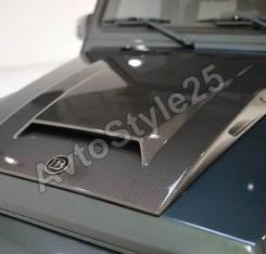 Дефлектор капота. Mercedes-Benz G-Class, W463