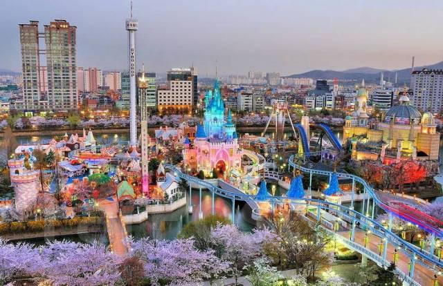 Южная Корея. Сеул. Экскурсионный тур. Тур Весенние каникулы: только развлечения 2018