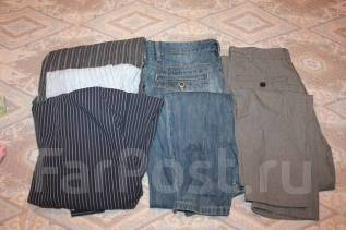 Отдам мужские вещи 46 размера+2 новые рубашки