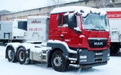 MAN TGS. 33.440 6X4 Грузовой тягач седельный МАН 2014г., 10 518 куб. см., 33 000 кг.