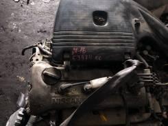 Двигатель GA16 на Nissan