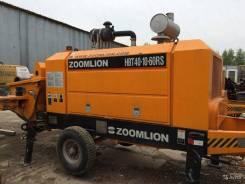 Zoomlion HBT 40.10.60RS. Бетононасос Zoomlion HBT40.10.60RS, 3 900 куб. см., 120 м.