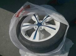 Колеса с резиной hyundai veloster оригинал. 7.5x18 5x114.30 ET49 ЦО 67,1мм.