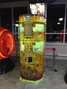 Вендинговый бизнес. Торговые автоматы игрушек Мангустин с местами