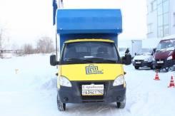 ГАЗ ГАЗель Бизнес. ГАЗ ГАЗель 2017, 2 890 куб. см., 3 500 кг.
