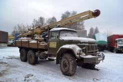 ЗИЛ 131. Буровая машина Зил 131. Год выпуска 1987