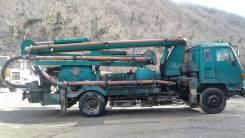 Isuzu V260. Автобетононасос Kyokuto. Роторный. 22м., 12 000 куб. см., 22 м.