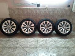 Продаю оригинальные колеса Volkswagen Passat cc Phoenix. 8.0x17 5x112.00 ET41