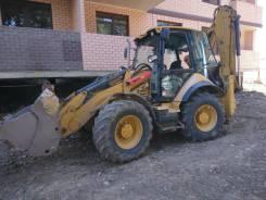 Caterpillar. Экскаватор-погрузчик CAT 434, 12 333 куб. см., 1,00куб. м. Под заказ