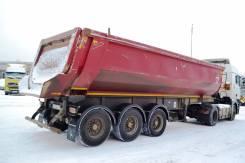 Wielton. Полуприцеп самосвальный NW. Год выпуска 2011, 33 000 кг.