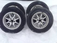 Продам зимние колеса