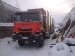 Iveco Trakker AT380T36. Продется лесовоз Iveco Trakker, 13 000 куб. см., 40 000 кг.
