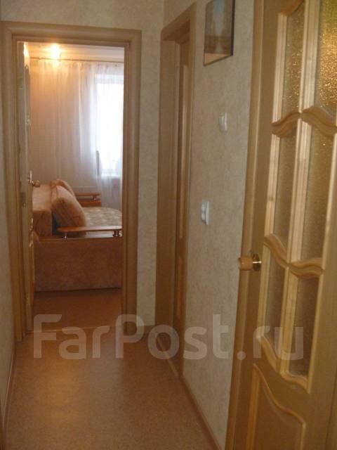 3-комнатная, улица Краснодарская 19. Железнодорожный, агентство, 63кв.м.