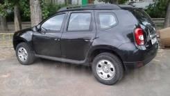 Renault Duster. K4M