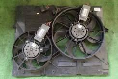 Диффузор радиатора охлаждения Volkswagen Touareg