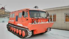 ТТМ-3902 ПС. Снегоболотоход ТТМ 3902 ПС -01, 2006гв, 4 700 куб. см., 1 700 кг., 6 680,00кг.