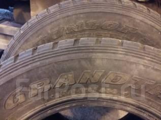 Dunlop Grandtrek. Зимние, без шипов, износ: 40%, 2 шт
