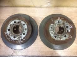 Диск тормозной. Toyota Ipsum, ACM26, ACM26W Двигатель 2AZFE