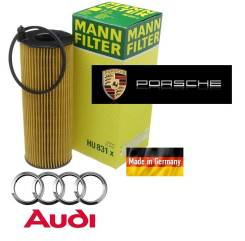 Фильтр масляный. Audi: Q7, A6 allroad quattro, S6, A8, A6, A5, S8, A4, S4, S5 Двигатели: BAR, BTR, BUN, BUG, BHK, BNG, ASB, BPP, AUK, BSG, BKH, BVN, B...